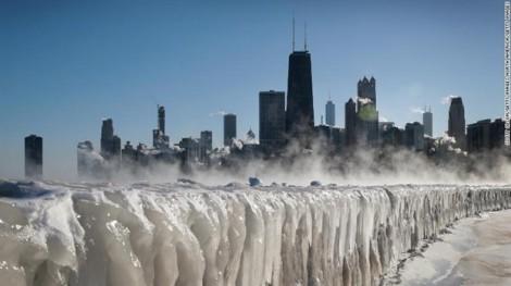 Thời tiết khắc nghiệt tràn lan khắp thế giới