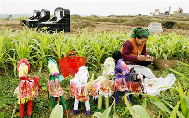 Loi ta on tu canh dong lang co Duong Lam