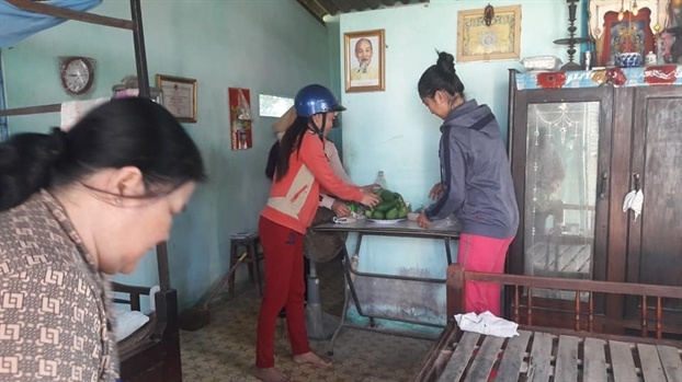 Huyen Can Gio: Mua tet nghia tinh - san se yeu thuong