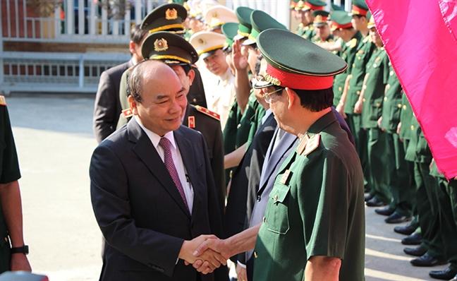 Thu tuong Nguyen Xuan Phuc xong dat Da Nang