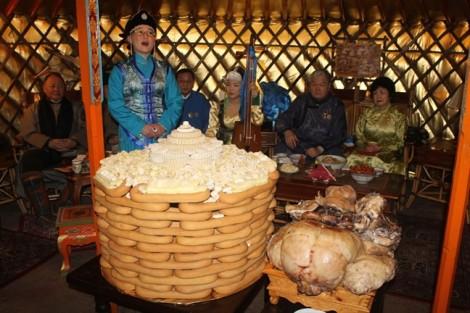 Mâm cỗ đón mùng 1 tết âm lịch của các nước châu Á có gì?