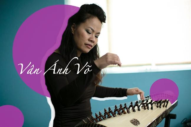 Nghe si Van Anh Vo: Thon thuc hon Viet giua troi Tay