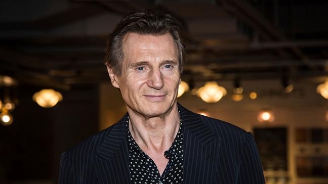 Sau tuyen bo 'muon giet nguoi da den', Liam Neeson bi tay chay