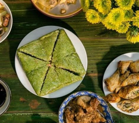 Các loại bánh truyền thống nghĩ đến là thấy tết