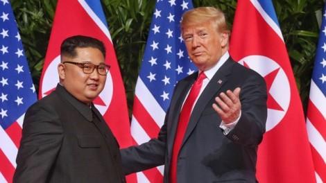 Tổng thống Mỹ Trump xác nhận thượng đỉnh Mỹ-Triều diễn ra ở Việt Nam