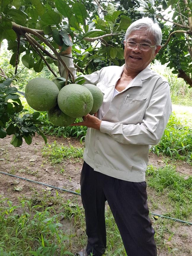 'Vua chuoi' Vo Quan Huy: Lam thuc pham sach la muon thay doi van hoa tieu dung