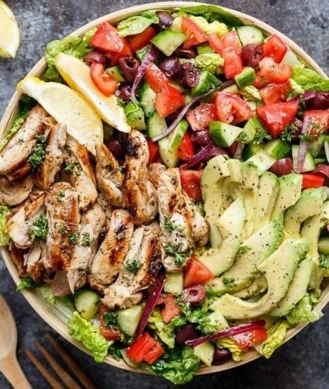 Thực đơn salad tuyệt vời cho ngày tết