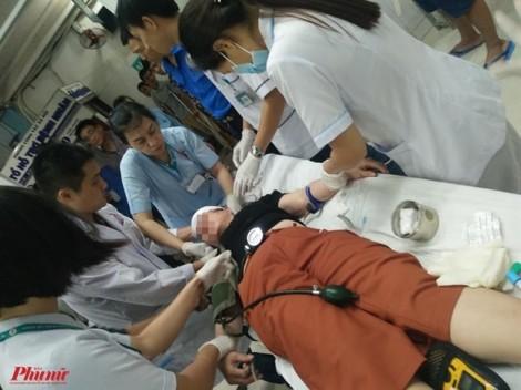 TP.HCM: 6 ngày nghỉ tết có 21 ca nhập viện do pháo nổ