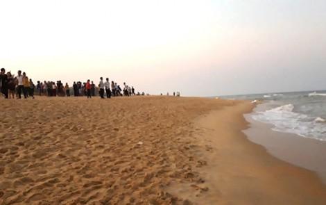 5 học sinh lớp 9 ở Quảng Nam tử vong khi tắm biển