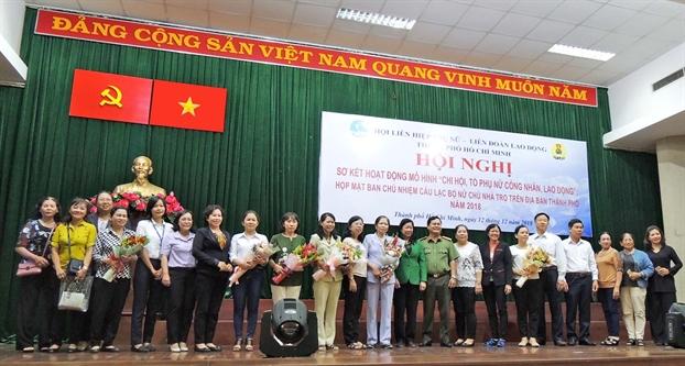 Chung suc cham lo doi song cong nhan
