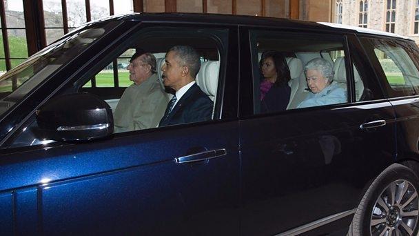 Sau vu tong xe, phu quan Nu hoang Anh tu bo giay phep lai xe