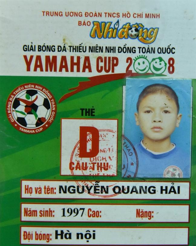Nguyen Quang Hai - 'hat tieu' am nong