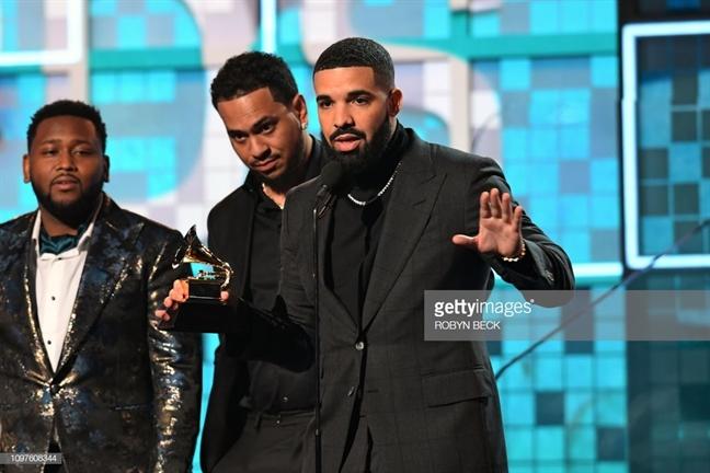 Grammy 2019: Can thay doi de cuu van niem tin