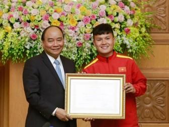 Nguyễn Quang Hải - 'hạt tiêu' ấm nồng
