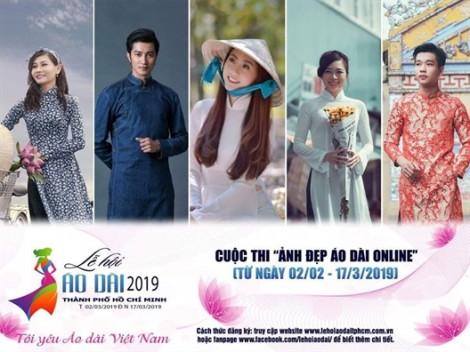 Cuộc thi 'Ảnh đẹp áo dài online 2019'