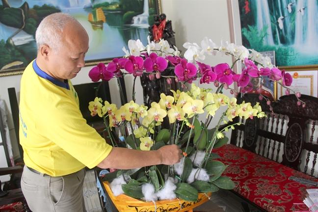 Bo tuyen thu Trong Hoang: 'Cho Hoang ve mua canh dao'