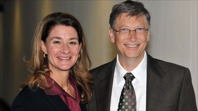 Bill va Melinda Gates: Ngac nhien thuc day chung ta hanh dong
