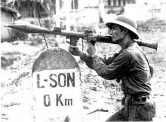 Hình ảnh không quên của chiến tranh biên giới phía Bắc 1979