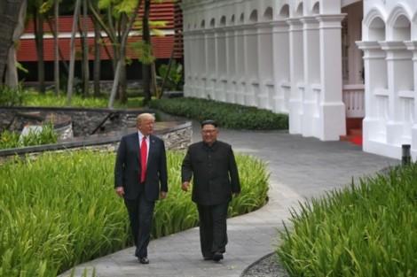 Hội nghị thượng đỉnh Mỹ-Triều 2018 và cú hích cho du lịch Singapore