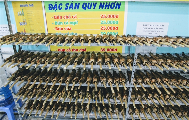 Duong ban ca nuong o Sai Gon lam xuyen dem phuc vu via Than Tai