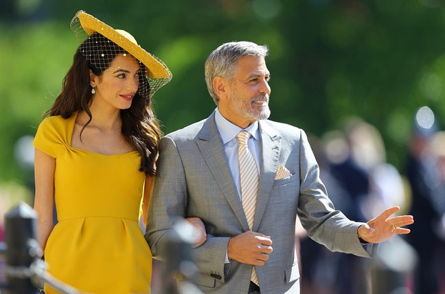 George Clooney canh bao lich su cua cong nuong Diana co the lap lai voi Meghan