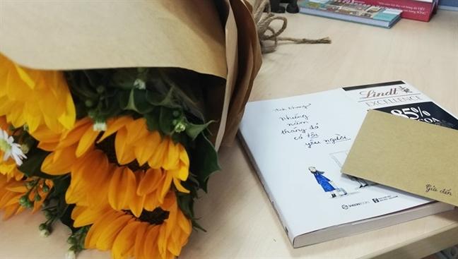 Ngay Valentine dep khong chi boi nhung doa hong