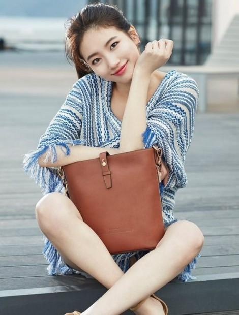 Bí quyết diện đồ luôn trẻ trung của nghệ sĩ xứ Hàn Suzy
