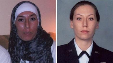 Nữ sĩ quan không quân Mỹ bị buộc tội làm gián điệp cho Iran