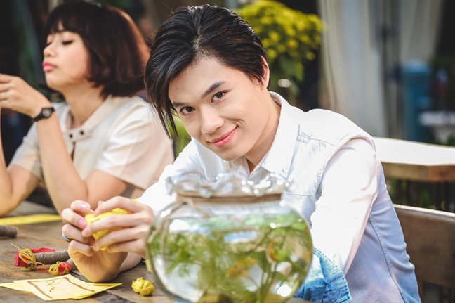 Dien vien Quang Trung: 'Toi mang on nhung dieu bat hanh'