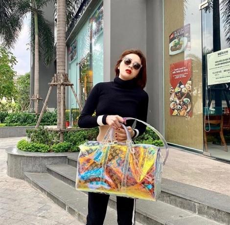 Ngắm loạt trang phục, phụ kiện hàng hiệu của sao Việt đầu năm