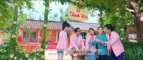 'Vu quy dai nao': Duyen dang va di dom