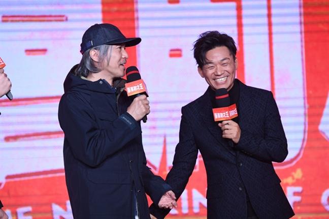 Chau Tinh Tri: 'Qua nhieu don dau moi co tieng cuoi'