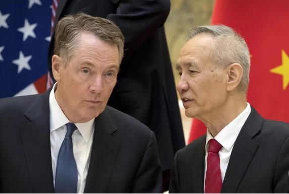 Donald Trump: Dam phan thuong mai My - Trung 'rat hieu qua'