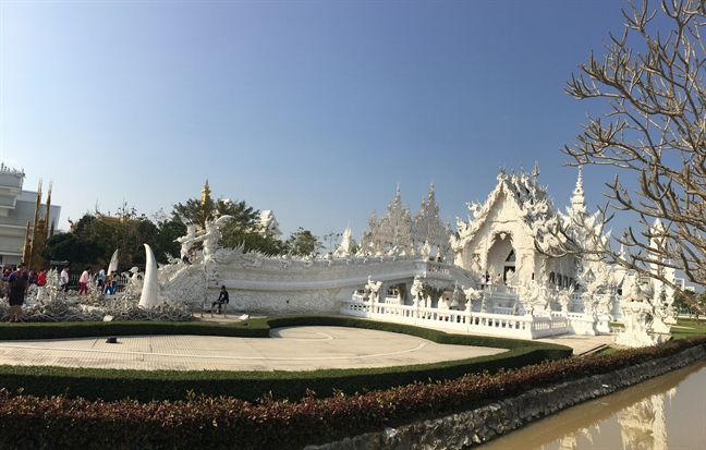 Mua xuan o Chiang Mai