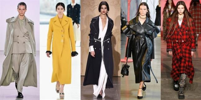 Xu huong thoi trang 'len ngoi' tu san dien New York Fashion Week 2019