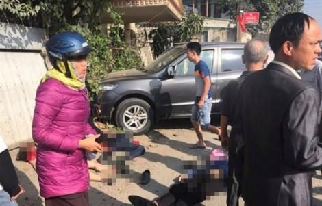 Khởi tố tài xế xe khách tông ô tô biển xanh khiến 8 người thương vong