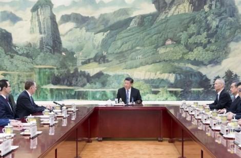 Trung Quốc hoan nghênh sự lạc quan của Tổng thống Mỹ