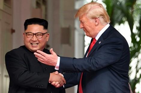 Bước tiến quan trọng giúp xây dựng quan hệ song phương Mỹ - Triều