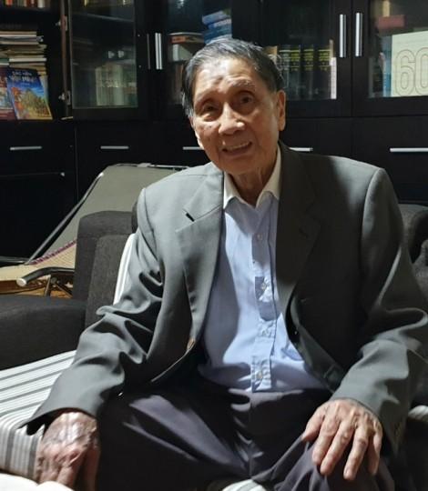 Nhạc sĩ Phạm Tuyên: 'Lòng tôi hoà chung tiếng lòng dân tộc'