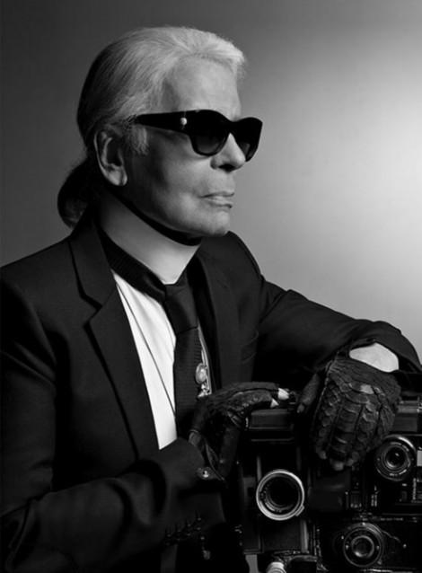 14 điều chưa biết về huyền thoại thời trang Karl Lagerfeld