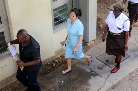 'Nữ hoàng ngà voi' bị kết án 15 năm tù ở Tanzania