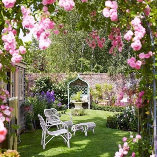 Những phong cách thiết kế sân vườn đặc trưng cho tính cách của gia chủ