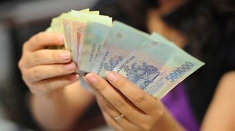 Mẹ  thích... tiền