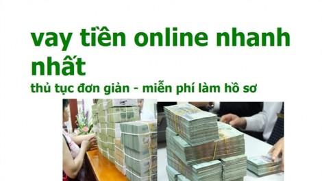 Cẩn trọng khi cung cấp thông tin trên các trang vay trực tuyến