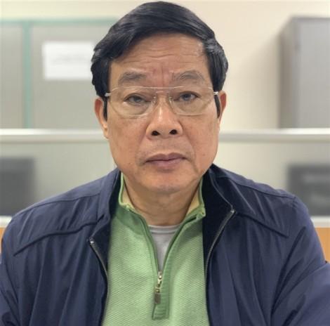 Khởi tố bắt tạm giam hai cựu Bộ trưởng Nguyễn Bắc Son và Trương Minh Tuấn