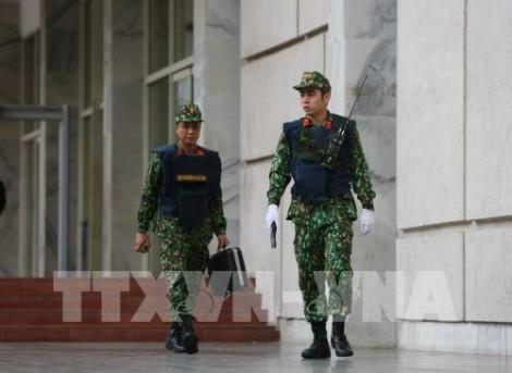 Quân đội triển khai công tác an ninh trước hội nghị thượng đỉnh Mỹ - Triều