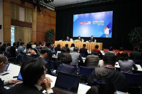 Hoàn tất công tác chuẩn bị cho Hội nghị thượng đỉnh Mỹ - Triều trong 10 ngày