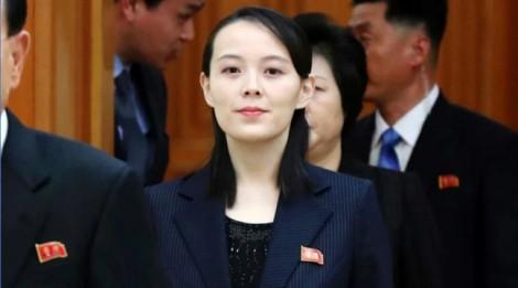 Kim Yo-jong, người em gái quyền lực của ông Kim Jong-un