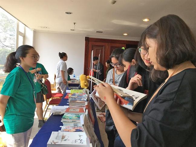 VietNam comics day 2019 - Mo duong  cho the he moi