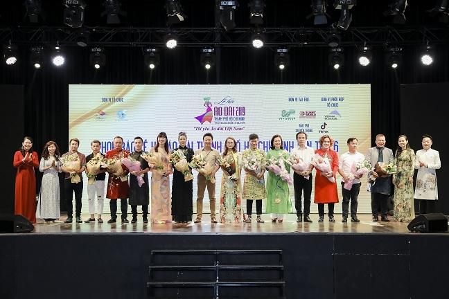 Nhieu hoat dong ton vinh ao dai day hap dan tai Le hoi Ao dai 2019
